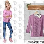 Sweater C338 By Turksimmer