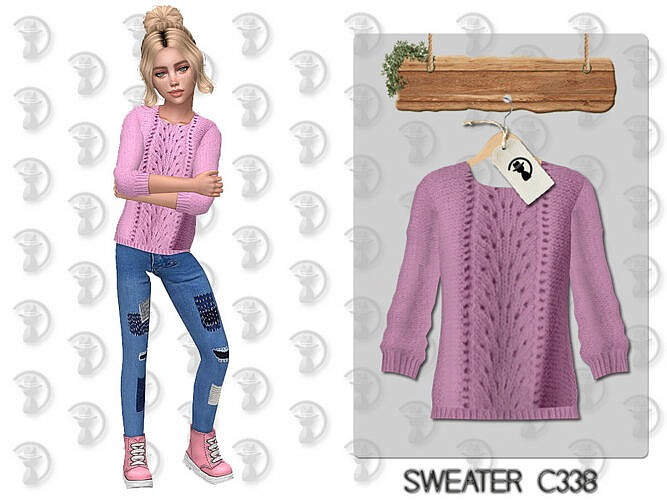 Sweater C338 By Turksimmer