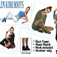 Madlen's Kori Boots