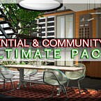 Residential & Community Lots Ultimate Pack (120 Lots)