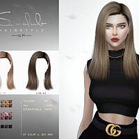 Fay Hair N77 By S-club