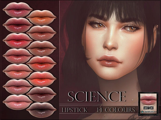 Science Lipstick By Remussirion