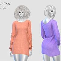 Short Dress N 294 By Pizazz
