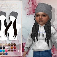 Harmony Hair (toddler Conversion) By Javasims