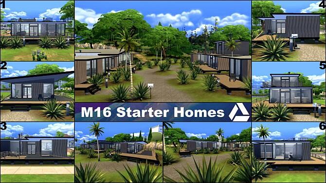M16 Village By Cicada