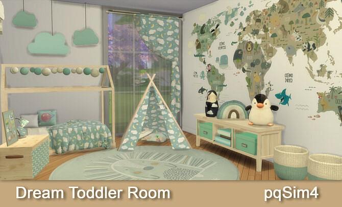 Dream Toddler Room