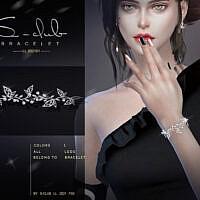 Bracelet 202101 By S-club Ll