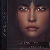 Stamen Eyes By Remussirion