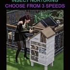 Faster Insect Nurturing 3 Speeds By Simmiller