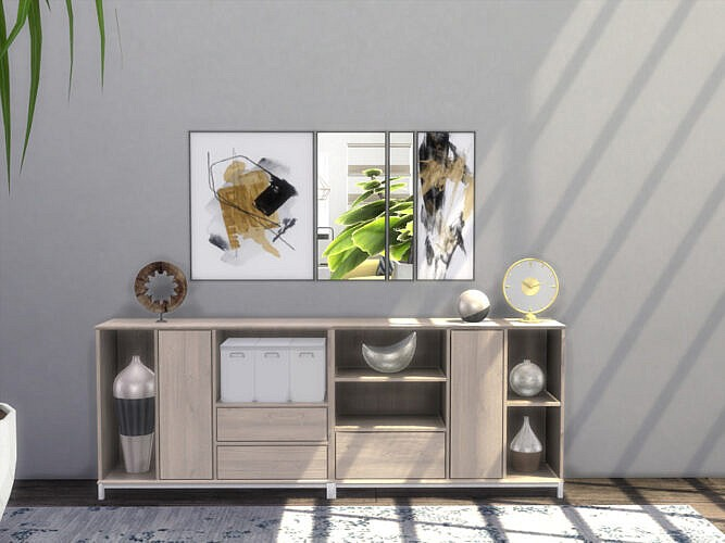 Fargo Living Room Extra Materials By Onyxium