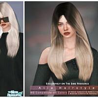 Alia Hair By Darknightt