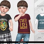 Toddler T-shirts 01 By Remaron