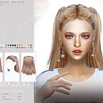 Wings-to0304 Hair By Wingssims