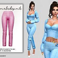 Set Trousers Mc160 By Mermaladesimtr