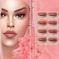 Eyeshadow Z16 By Zenx