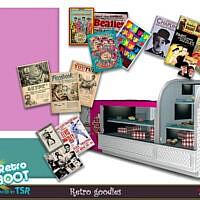 Retro Goodies By Evi