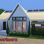Marinara House By Genkaiharetsu