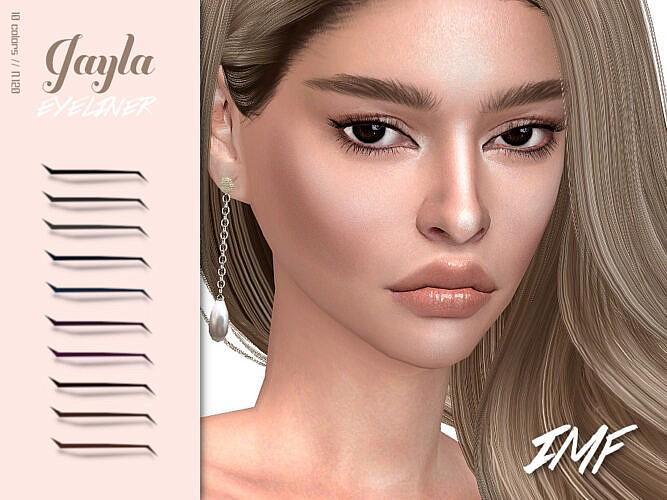 Imf Jayla Eyeliner N.120 By Izziemcfire