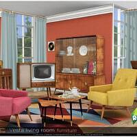 Vesta Livingroom Furniture By Severinka