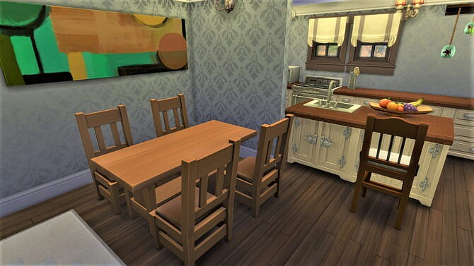 Sims 4 River Bend Home by SweetSimmerHomes at Mod The Sims 4