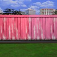 Walk The Planks Pink By Genericfan