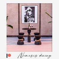 Nemesis Dining Set By Winner9