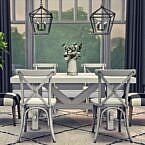 Farmhouse Style Dining Chairs