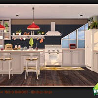 Retro Kitchen Enya Pt. 2 By Ung999