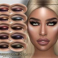 Frs Eyeshadow N158 By Fashionroyaltysims