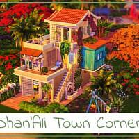 Ohan'ali Town Corner By Simmer_adelaina