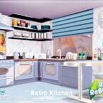 Retro Kitchen By Sharon337