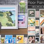 Floor Paintings