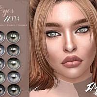 Imf Eyes N.174 By Izziemcfire
