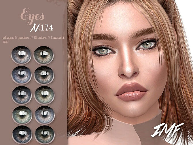 Sims 4 IMF Eyes N.174 by IzzieMcFire at TSR
