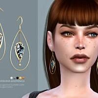 Karishma Earrings By Sugar Owl