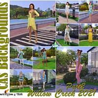 Cas Backgrounds Willow Creek 2021 Part 2