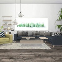 Chandler Living Room By Onyxium