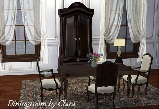 Dining Room By Clara