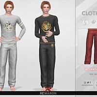Harry Potter Pj Pants 01 M By Remaron