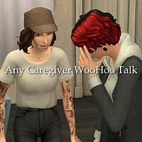 Any Caregiver Can Give The Woohoo Talk By Lazarusinashes