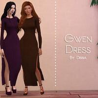 Gwen Dress By Dissia