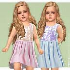 Miriam Dress For Toddler Girls By Lillka
