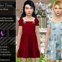 Amber Dress By Katpurpura