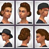 Tisha Dreads Hair