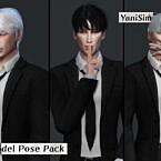 Model Pose Pack By Yanisim