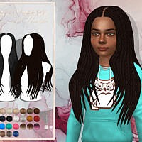 Beauty Mark Hair (child Conversion) By Javasims