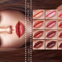 Lipstick Z47 By Zenx