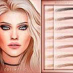 Eyebrows N24 By Cosimetic
