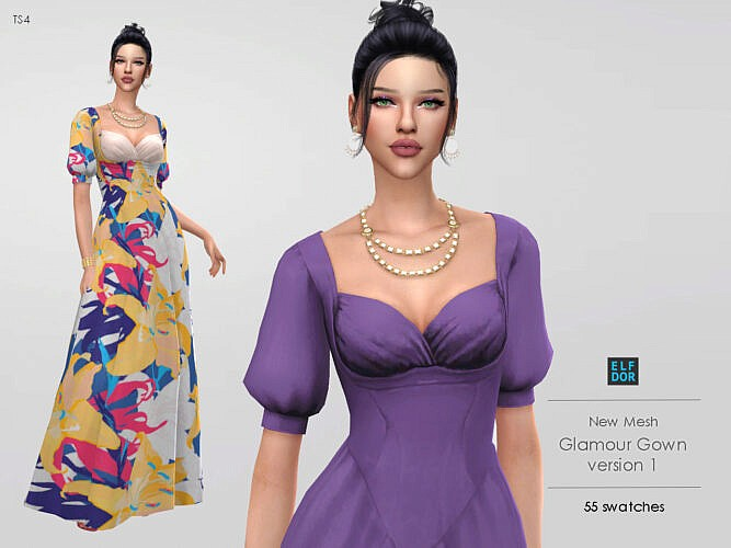 Glamour Gown V1