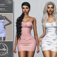 Penny Dress By Camuflaje